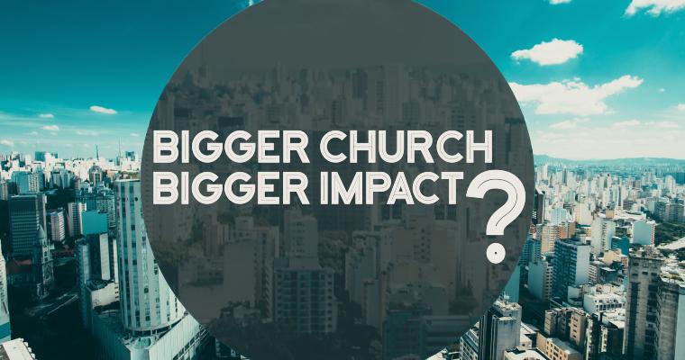 Bigger Growth, Bigger Impact?