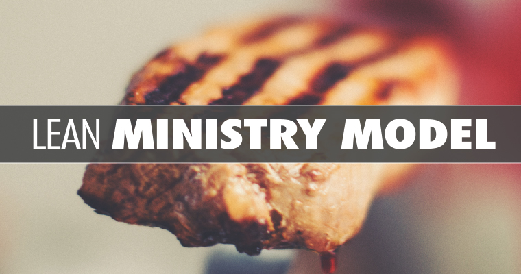 Could a Lean Ministry Model Revitalize the Church?