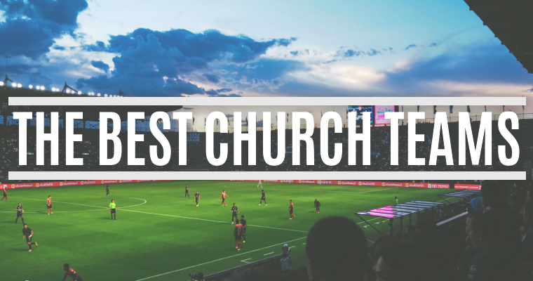 The Best Church Teams Have These 5 Commonalities