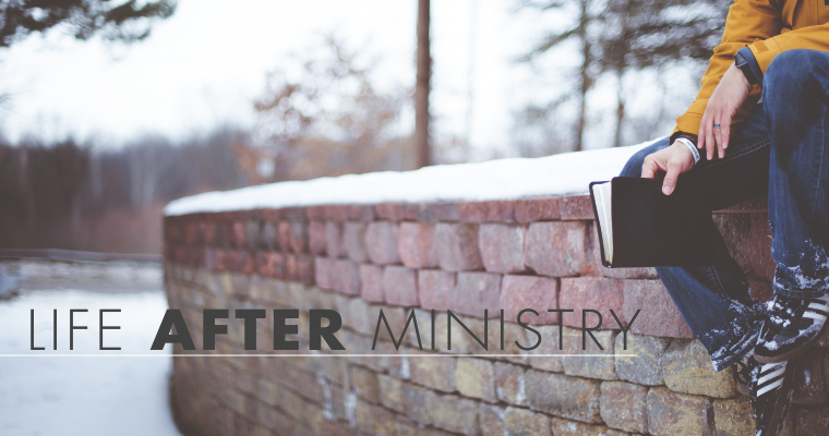 Life After Ministry (What to Do if You've Been Fired)